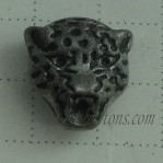8mm-12mm Cheetah Pattern Jeans Rivet Buttons Wholesale