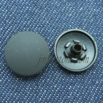 15mm-22mm Black Snap Together Buttons Wholesale