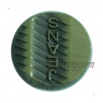 17mm 20mm 22mm Metal Zinc Alloy Custom Buttons