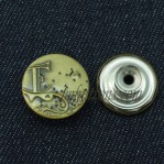15-25mm Antique Bronze Move Buttons Wholesalers