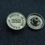 17-25mm Gun Customized Fix Buttons For Clothing