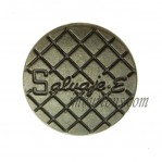 15-25mm Nickle Custom Vintage Buttons Manufacturers