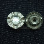 17-25mm Nickle Rhinestone Move Buttons Wholesale