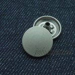15-25mm Gun Custom Metal Button Snaps For Clothes