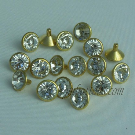 Jeans Close End Press Crystal Rhinestone Rivet Manufacturer