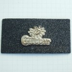 Fake Leather and Original Leather Metal Pu Labels Manufacturer In China