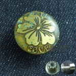 China Button Factory Wholesale Tack Brass buttons Fly Jeans