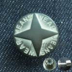 Metal Classic Jean Buttons Manufacturer And Wholesaler