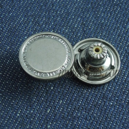 Fix Metal Jean Buttons Factory In China