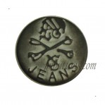 6-25mm Brass Buttons For Denim Manufacturer