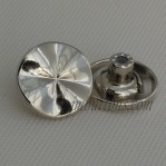 Fix Jeans Buttons With Tack Plating Nickle 20MM