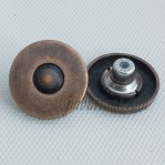 Custom Antique Metal buttons For Jeans