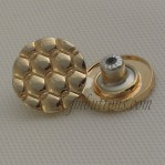 Custom Zinc Alloy Tack Fashion Buttons For Denim