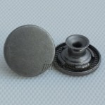 Tack Jeans Button Wholesale Plane Alloy 15-20mm