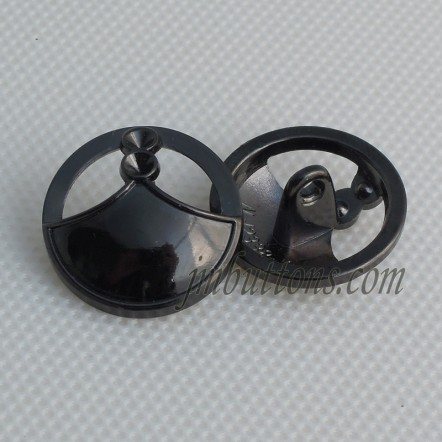 Sewing Shank Buttons Zinc Alloy For Coat China Factory