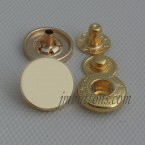 Alloy Clothing Fasteners Sewing Snaps Wholesale