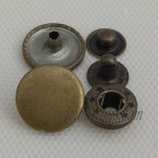 Brass And Stainless Steel Four Buckle Buttons Wholesale