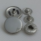 Brass And Stainless Steel Snap Fasteners Factory
