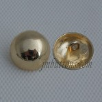 Golden Plating Metal Shank Sewing Buttons