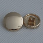 Wholesale Arc Alloy Metallic Shank Gold Buttons In Stock