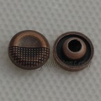 Antique Copper Zinc Alloy Denim Rivet Buttons