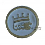 Crown Pattern Iron Jeans Buttons Cheapest