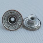 Denim Metallic Move Buttons Manufacturer In China