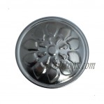 Flower Cheap Iron Denim Buttons Wholesale