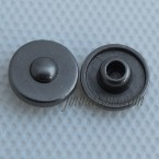 10 mm Gun Metal Jeans Rivet Button Wholesale