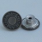Metal Hengsheng Jeans Buttons 17-20MM