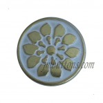 White Iron Cheap Jeans Buttons Wholesale
