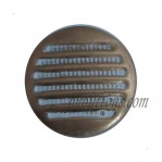 Wholesale Golden Cheap Denim Iron Buttons