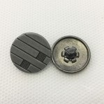 Hot sell new logo design high quality stock metal botton snap buttons for clothing