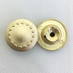 factory direct discount zinc alloy fashionable  hot sell metal jeans button accessory