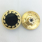 factory direct discount zinc alloy fashionable  hot sell metal jeans button cloth accessory