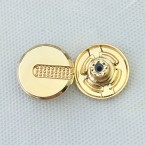 Nickel free and eco friendly vintage metal material  alloy denim jeans button and rivet
