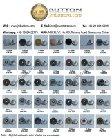 Stainless Steel Buttons(0001-0024)