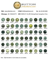 Zinc Alloy Metal Jeans Buttons(0121-0180)